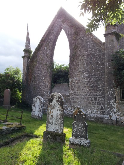 07. Ballinafagh Church, Co. Kildare