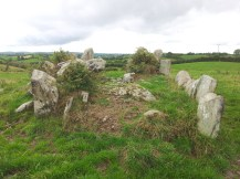 11. Lisnadarragh Wedge Tomb, Co. Monaghan