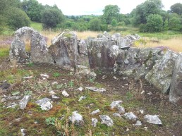 08. Cohaw Court Tomb, Co. Cavan