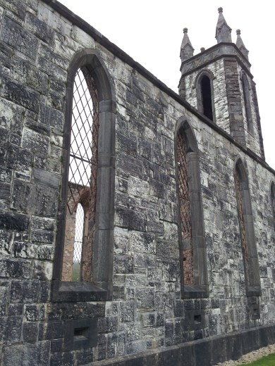 08. Dunlewey Church, Co. Donegal