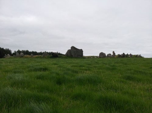 11. Beltany Stone Circle, Co. Donegal