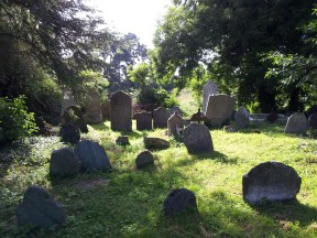 17. Killadreenan Church, Co. Wicklow