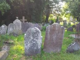 25. Killadreenan Church, Co. Wicklow