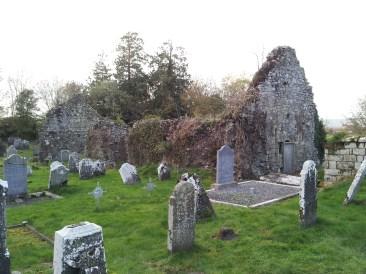 01. Dunleckny Churches, Co. Carlow
