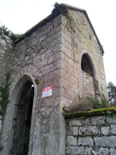 15. Dunleckny Churches, Co. Carlow