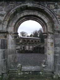 18. Mellifont Abbey, Co. Louth