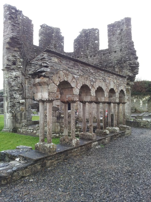 26. Mellifont Abbey, Co. Louth