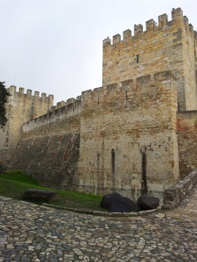 19. Castle of St. George, Lisbon, Portugal
