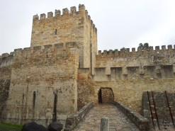 21. Castle of St. George, Lisbon, Portugal