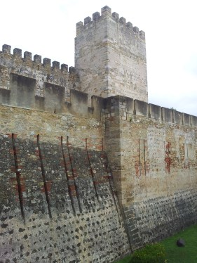 23. Castle of St. George, Lisbon, Portugal