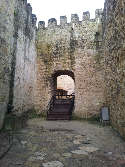 35. Castle of St. George, Lisbon, Portugal