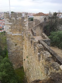 86. Castle of St. George, Lisbon, Portugal