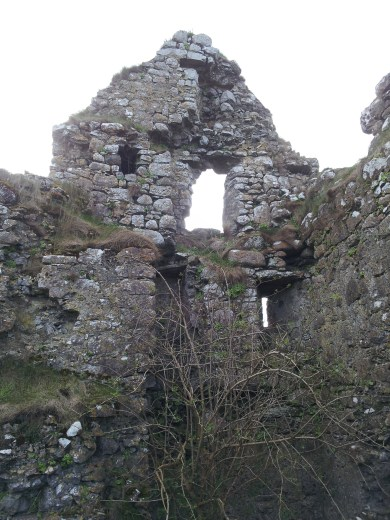 09. Clonmacnoise Castle, Co. Offaly
