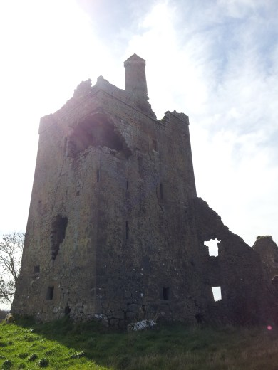 12. Srah Castle, Co. Offaly