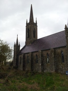 15. Feighcullen Church, Co. Kildare