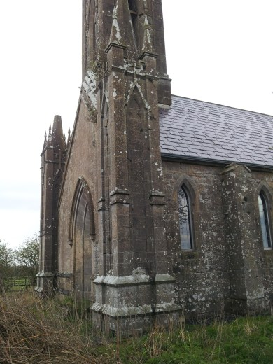 17. Feighcullen Church, Co. Kildare