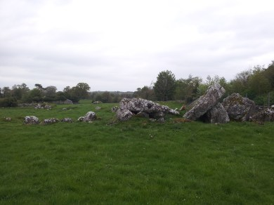 08. 'Nellie's Rock' Portal Tomb, Co. Roscommon
