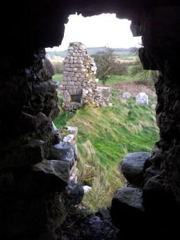 11. Moylagh Church & Castle, Co. Meath