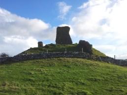16. Moylagh Church & Castle, Co. Meath