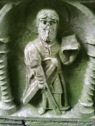 19. Dunfierth Church, Co. Kildare