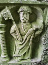 20. Dunfierth Church, Co. Kildare