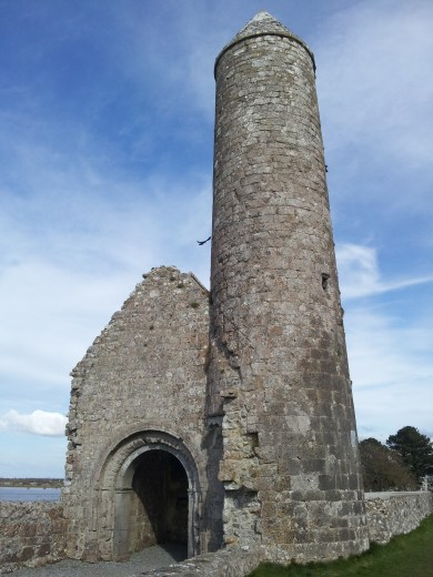 22. Clonmacnoise, Co. Offaly
