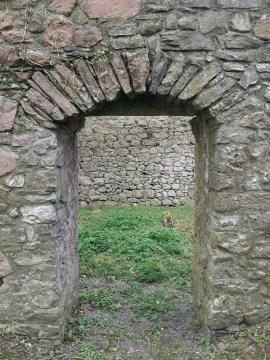 25. Dunfierth Church, Co. Kildare