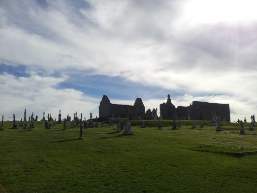 28. Clonmacnoise, Co. Offaly