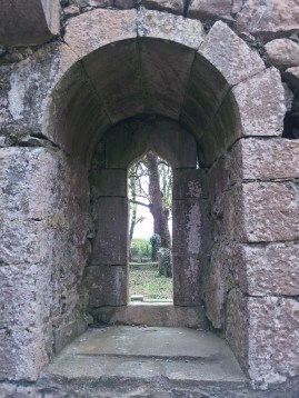 28. Dunfierth Church, Co. Kildare