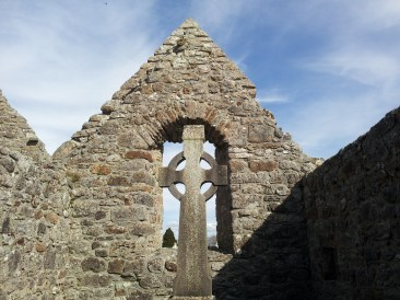45. Clonmacnoise, Co. Offaly