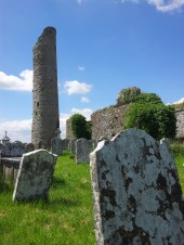 02. Tullaherin Monastic Site, Co. Kilkenny