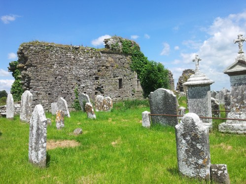 10. Tullaherin Monastic Site, Co. Kilkenny