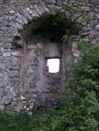 13. Rindoon Abandoned Medieval Town, Co. Roscommon