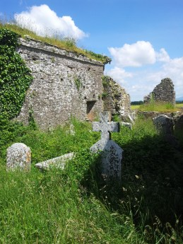 13. Tullaherin Monastic Site, Co. Kilkenny
