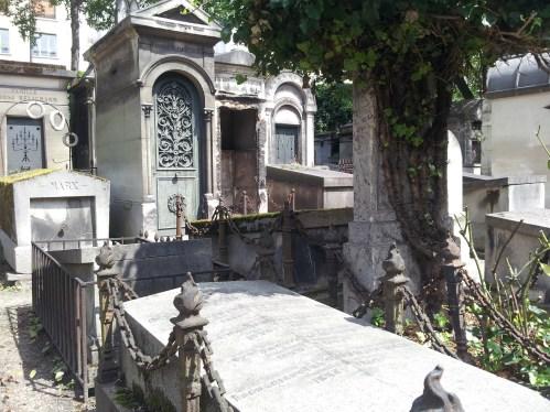 38. Montmartre Cemetery, Paris, France