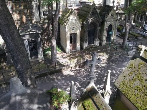 46. Montmartre Cemetery, Paris, France
