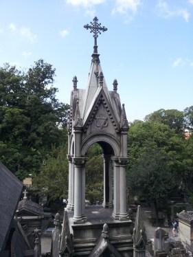 47. Montmartre Cemetery, Paris, France