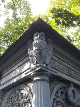 49. Montmartre Cemetery, Paris, France