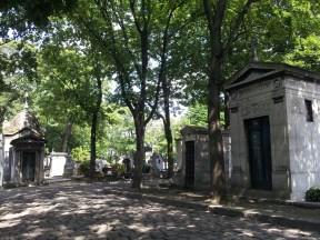 53. Montmartre Cemetery, Paris, France