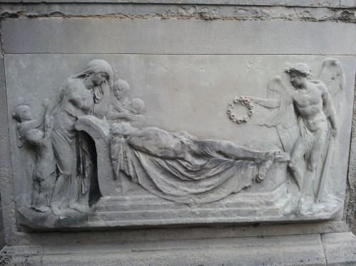 64. Montmartre Cemetery, Paris, France