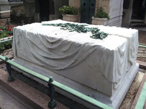 81. Montmartre Cemetery, Paris, France