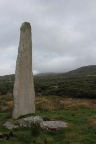 02. Ballycrovane Ogham Stone, Co. Cork