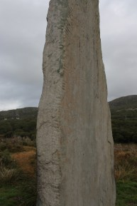 03. Ballycrovane Ogham Stone, Co. Cork
