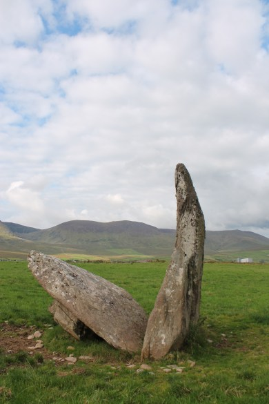 05. Graigue Standing Stone, Co. Kerry