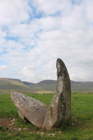 06. Graigue Standing Stone, Co. Kerry