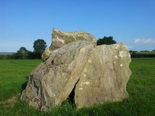 06. Newmarket Portal Tomb, Co. Kilkenny