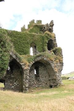 16. Ballycarbery Castle, Co Kerry