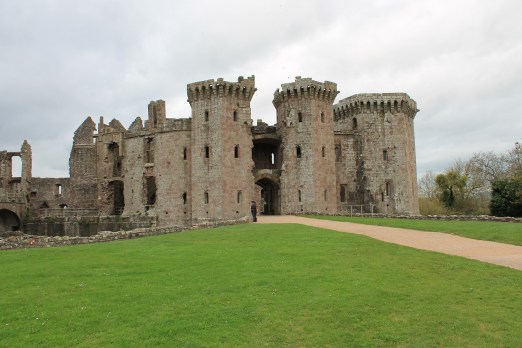 01. Raglan Castle, Monmouthshire, Wales