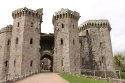 02. Raglan Castle, Monmouthshire, Wales