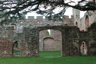 04. Acton Burnell Castle, Shropshire, England